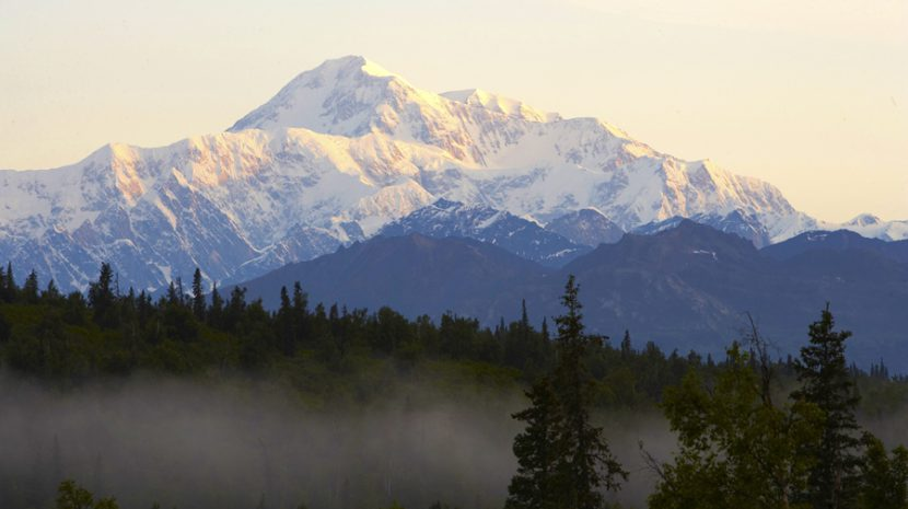 The South Denali area boast some of the best views of the 20,310-foot mountain in the state.