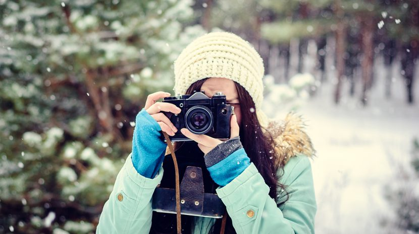 How to take photos this winter that you'll cherish forever