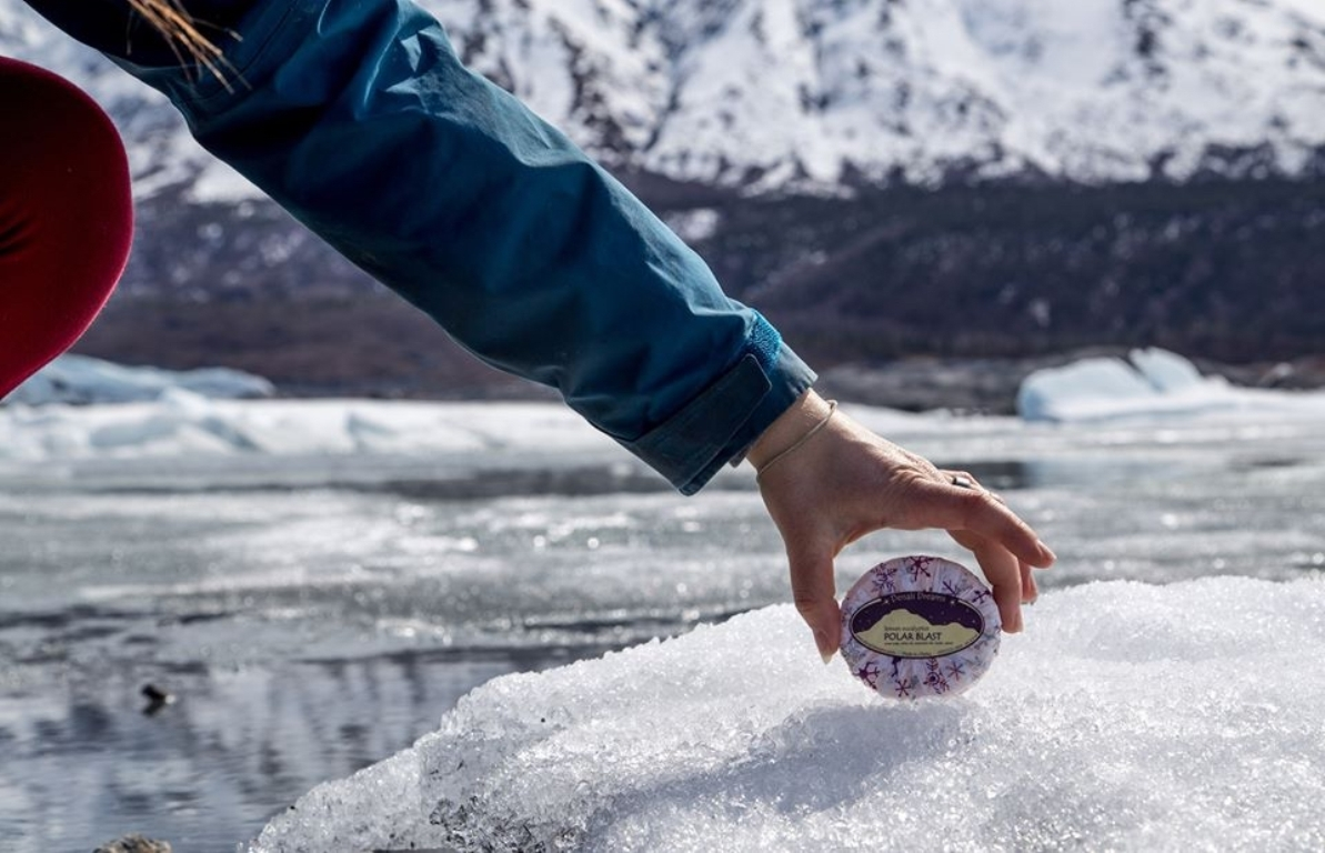 Denali Dreams offers handcrafted soaps, salves and balms made in Alaska.