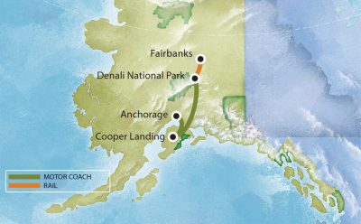 Tour 1FA map
