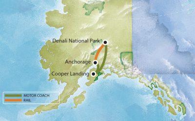 Tour 2AA map